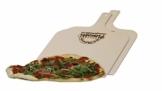2xPimotti Pizzaschaufel/Brotschaufel/Flammkuchenbrett aus naturbelassenem Sperrholz für Pizzastein - 1