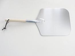 Alu Pizzaschaufel Pizzaheber 67 cm Ofen Grill Pizzaschieber Brotbackschieber - 1