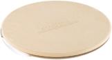 Cucina di Modena Grillstein: Runder Pizzastein mit Aluminium-Servierblech, Ø 26 cm (Pizza Stone) - 1