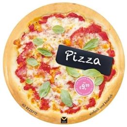 Die runden Bücher: Pizza: 60 Rezepte einfach und köstlich - 1