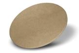 Enders Pizzastein 8791, für Gasgrill, Backofen, Flammkuchen, Grill-Zubehör, aus Keramik, Ø 31,5 cm - 1