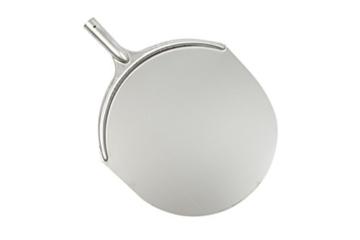 Falci – Spezial-Pizzaschaufel rund (Durchmesser: 30 cm), aus Edelstahl, 249965-30S - 1