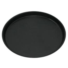 GRÄWE® Pizzablech rund 36 cm, schwere Profi-Qualität - 1