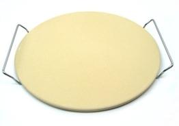 Küchenprofi Pizzastein, Ø 30, 5 cm - 1