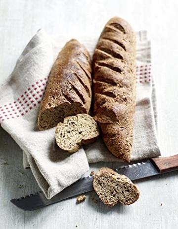 Low Carb Kochbuch: Easy. Überraschend. Low Carb. Das große LCHF-Kochbuch Abnehmen mit genialen Rezepten auch für Brot, Brötchen, Pizza, ... Knödel und Püree (Gesund-Kochbücher BJVV) - 6