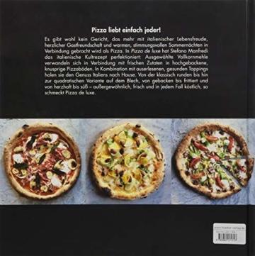 Pizza de luxe: Geniale Rezepte für Genießer - 2