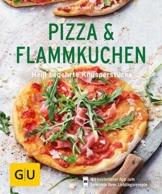 Pizza & Flammkuchen: Heiß begehrte Knusperstücke (GU KüchenRatgeber) - 1
