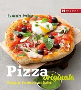 Pizza Originale: Knusprige Kreationen aus Italien - 1