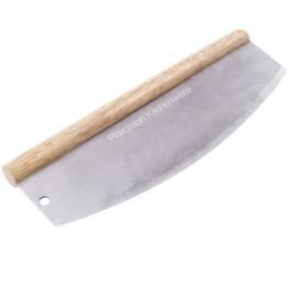 Pizzamesser – Wiegemesser – Pizzaschneider – 35cm – 10 Jahre Garantie! – Precision Kitchenware - 1