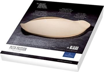 Villeroy & Boch Pizza Passion Pizzastein, Steinzeug (Cordierit) - 2