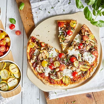 Villeroy & Boch Pizza Passion Pizzastein, Steinzeug (Cordierit) - 5