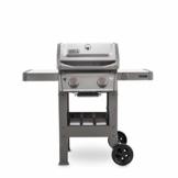 Weber® Spirit II S-210 mit GBS Gasgrill, Edelstahl, GS4 Hochleistungs-Grillsystem, 2 Edelstahlbrenner, 44000179 - 1